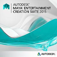 Maya Entertainment Creation Suite Standard 2015 (Autodesk)