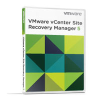 VMware vCenter Site Recovery Manager 5 Standard (25 VM Pack) (VMware)