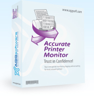 Accurate Printer Monitor 5.1 Enterprise (AGG Software)