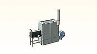 Теплогенераторы для зерносушилок на биомассу NG