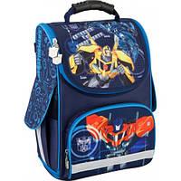 Школьный рюкзак каркасный  Transformers Kite.