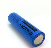 Акумулятор MastAK 18650 Li-ion 3,7 V 2000mAh