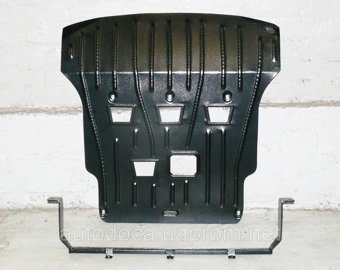 Захист картера двигуна і кпп Kia Sportage IV 2015-