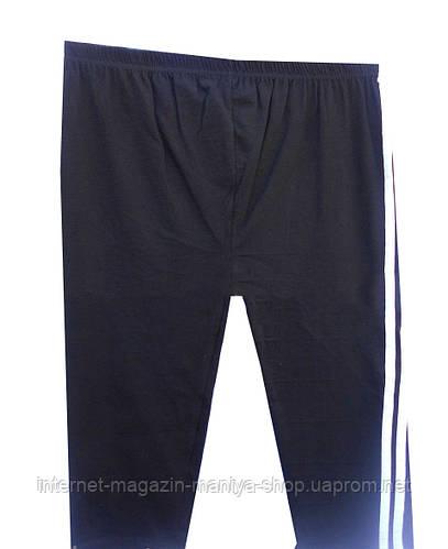 Женские шорты бриджи летние  батал