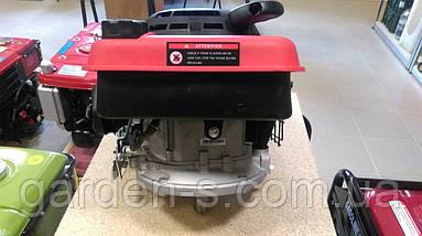 Бензиновый двигатель WEIMA WM1P65 5 лс (вкртикальный, вал шпонка), фото 3
