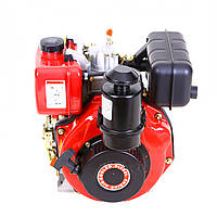 Дизельный двигатель WEIMA WM178F 6 лс (вал шлицы или шпонка)