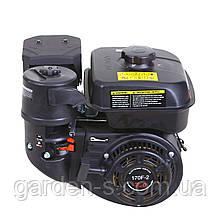 Бензиновый двигатель WEIMA WM170F-Т/25 7 лс (вал 25 мм шлицы)