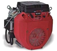 Бензиновый двигатель WEIMA WM2V78F 20 лс (Вал конус с электростартером)