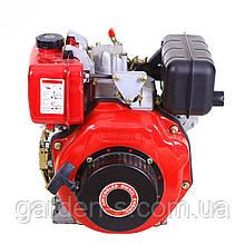 Дизельный двигатель WEIMA WM186FВЕS 9 лс (1800 об/мин вал шпонка с электростартером)