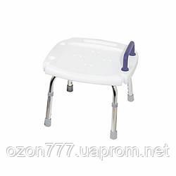 Стул для ванны с ручкой Nova B9121BC