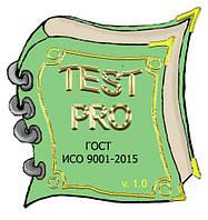 Test Pro ISO 1.0 (Герасимов Рустам Борисович)