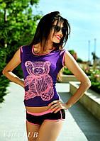 Стильная футболка (27)4444/Мишка