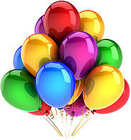 Украшение праздников гелиевыми и воздушными шарами :)