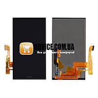 Модуль HTC One M8: дисплей + тачскрин (сенсор), цвет черный, на 2 sim карты
