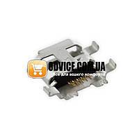 Разъем зарядки HTC A8181 A6380 T5555 X315e  X515m Z710e SZ715e S510b