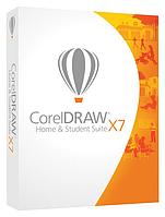 CorelDRAW Home & Student Suite X7 Russian Box (Corel Corporation)
