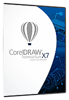 CorelDRAW Technical Suite X7 English (электронная версия) (Corel Corporation)