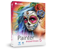 Corel Painter Essentials 5 (электронная версия) (Corel Corporation)