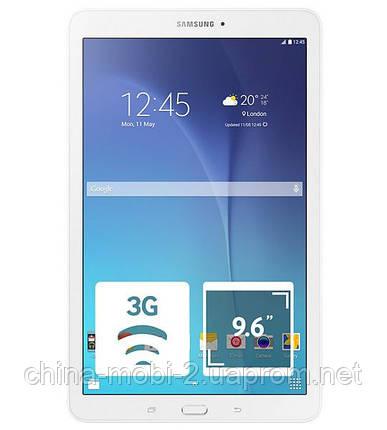 Планшет Samsung Galaxy Tab E 9.6'' 3G (SM-T561) white ' ' , фото 2