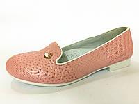 Туфли школьные для девочек ТМ Tom.M (разм. с 32 по 37)