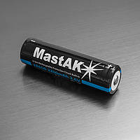 Аккумулятор MastAK 18650 Li-ion 3,7V 2200mAh с контроллером