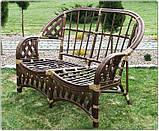 Комплект садових меблів з ротанга Casablanka, фото 5