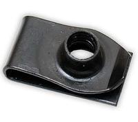 Монтажная металлическая пластина под винт M6, Peugeot ОЕМ: 9632568880
