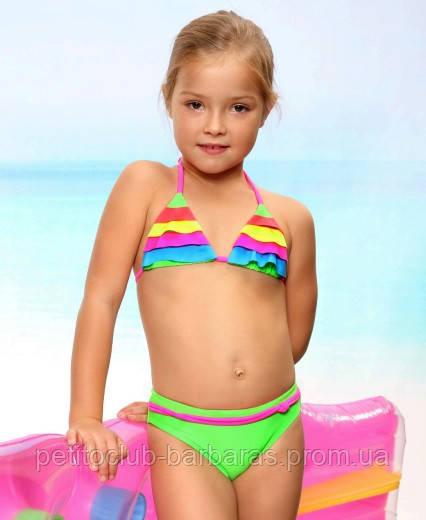 6dfb7f0069a35 Раздельный купальник для девочки