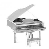 3D пазл металлический «Рояль»