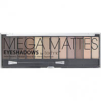 Палитра теней Technic Mega Matte Eyeshadows