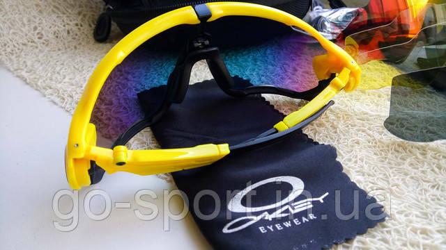 Очки солнцезащитные Oakley Jawbreaker Polarized