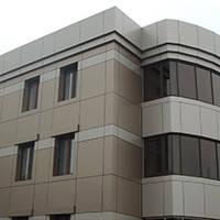 Вентилируемые фасады (НВФ)