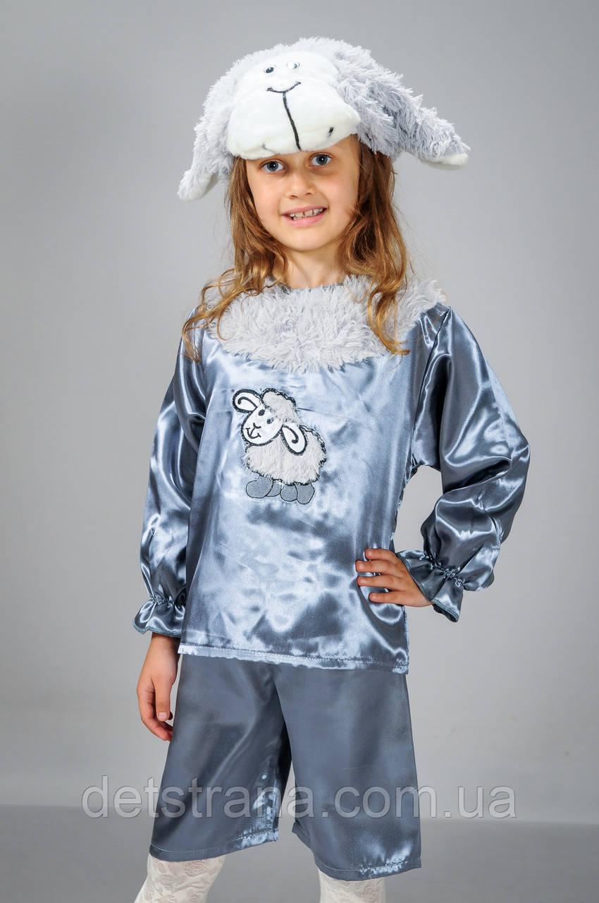 Детский новогодний карнавальный костюм Овечка: продажа ... - photo#17