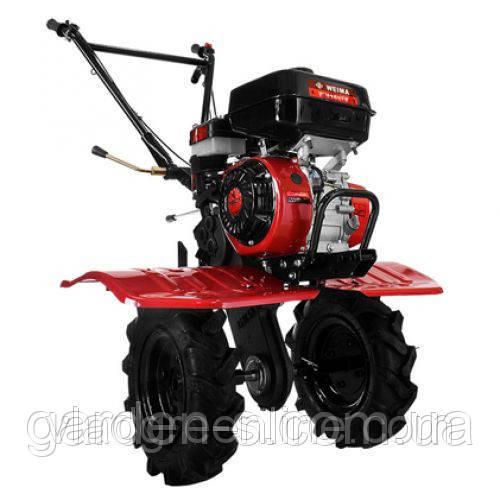 Мотоблок Булат ВТ900 (бензин 6,5 л.с., колеса 4.00-8) Бесплатная доставка