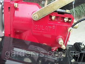 Мотоблок Булат ВТ1100Е (бензин 16 л.с., колеса 4.00-10) Бесплатная доставка, фото 2