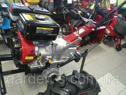 Мотоблок WEIMA WM1100D KM DeLuxe (бензин 9л.с., новые ручки, колеса 4.50-10) Бесплатная доставка, фото 2