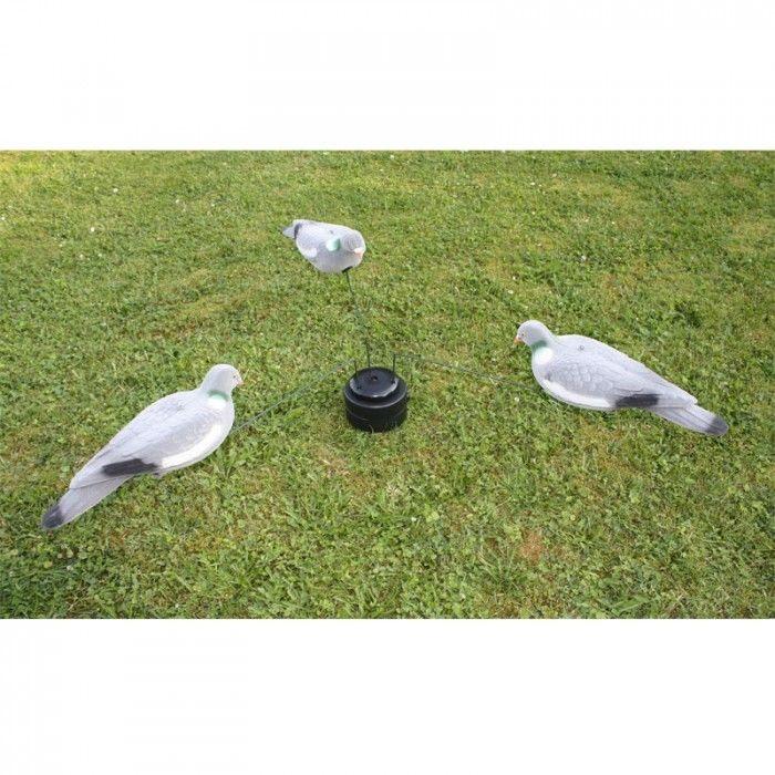 """Устройство для охоты на голубей """"Голубиный магнит (карусель)""""McHunt - """"Тайга"""" в Кривом Роге"""