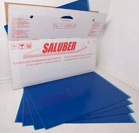 "Липкий килимок ""Салюбер"", 30 аркушів"