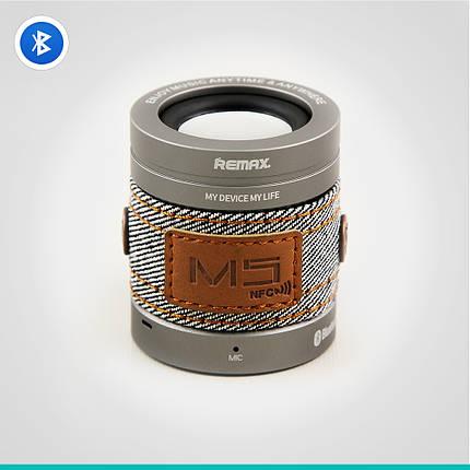 Акустика Remax RB-M5 Bluetooth Speaker, фото 2