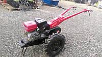 Мотоблок тяжелый Булат WM 16Е (бензиновый двигатель воздушного охлаждения 16 л.с.,с электростартером