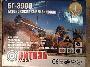 Мотокоса Витязь БГ-3900, фото 2