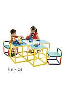 Набор игровой Gigo Стол T121