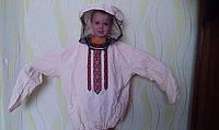 Куртка пчеловода с орнаментом