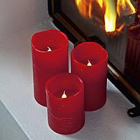 Электронные свечи Tenna Scarlet набор