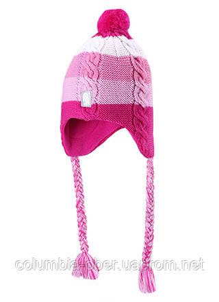 Шапки детские зимние для девочек  Reima 518239-4620. Размер 46 и 50.