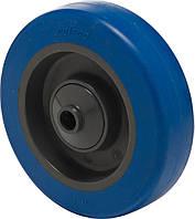 Колеса с голубым резиновым протектором PB серия