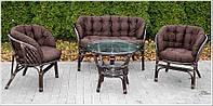 Набор мебели Bahama -2 из натур. ротанга