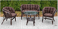 Набор мебели Bahama -2 из натур. ротанга, фото 1