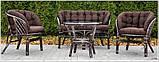 Набір меблів Bahama -2 з натури. ротанга, фото 2