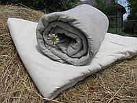 Детское льняное одеяло 110*140см